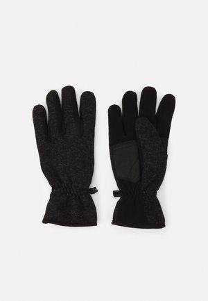 PANORAMA UNISEX - Gloves - asphalt melange