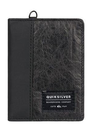 QUIKSILVER™ BLACKWINE - ZWEIFACH FALTBARES PORTEMONNAIE EQYAA039 - Wallet - black