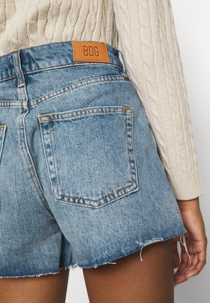 PAX  - Denim shorts - mid vintage