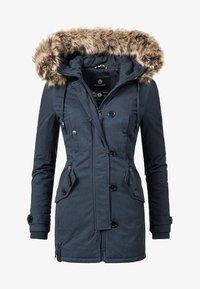Navahoo - PAULINE - Winter coat - blue - 0