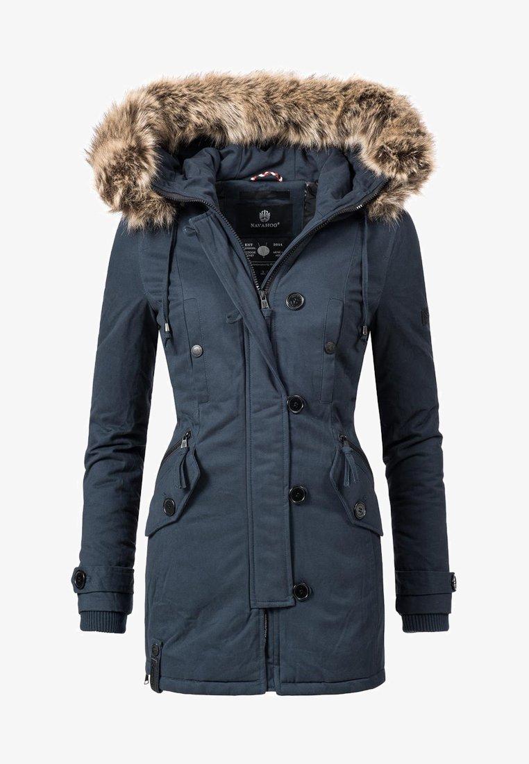 Navahoo - PAULINE - Winter coat - blue
