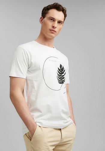 REIMAGINENATURALLIFESTYLE - Print T-shirt - off white