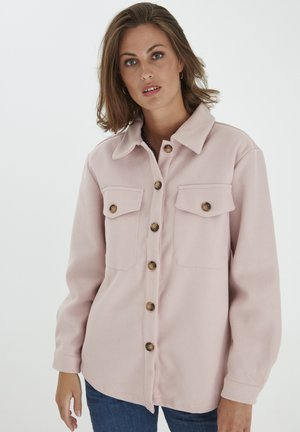FXTAHIR - Summer jacket - misty rose