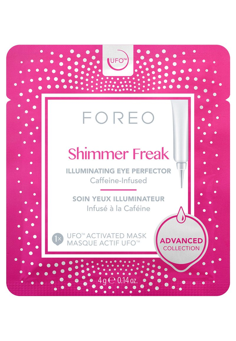 Foreo - SHIMMER FREAK MASK - Face mask - -