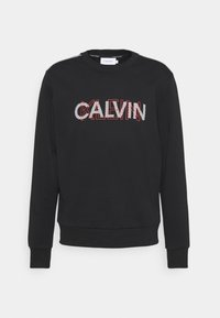 GRAPHIC LOGO - Sweatshirt - black