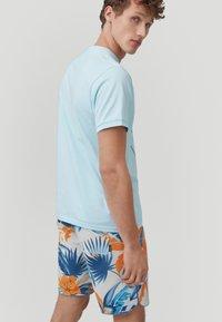 O'Neill - Print T-shirt - bluelight - 1