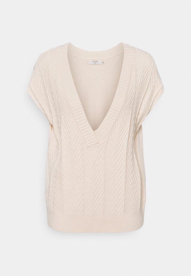 CRMAHIMA - T-shirt imprimé - peach dust
