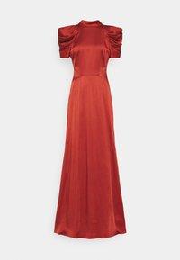 Temperley London - ANITA GOWN - Occasion wear - dark amber - 6