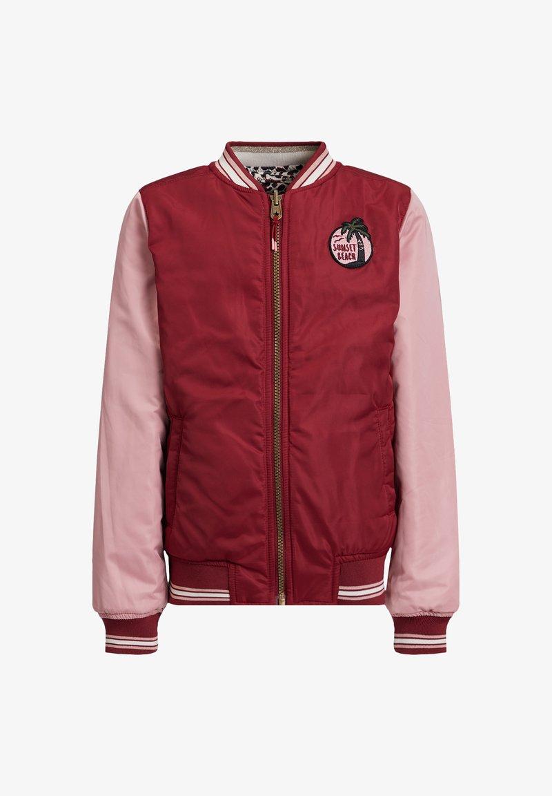WE Fashion - MILEY REVERSIBLE BOMBER - Bomber Jacket - multi-coloured