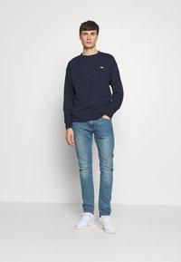 Diesel - LARKEE - Straight leg jeans - light blue denim - 1