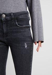 River Island Petite - Jeans Skinny Fit - grey - 5