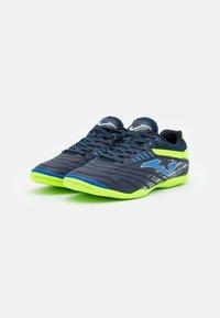 Joma - MAXIMA - Indoor football boots - dark blue - 1