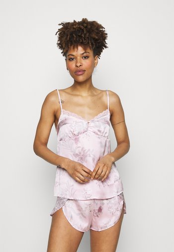 SHORT FLOW - Pyjamas - pink