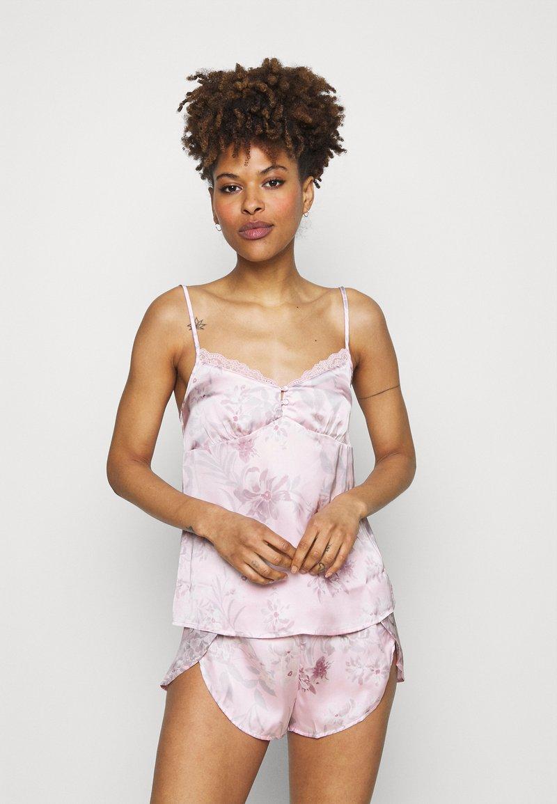 Women Secret - SHORT FLOW - Pyjamas - pink