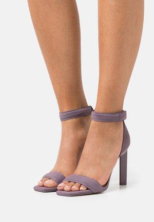 ROSALIAA - Sandals - purple