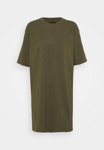 Vestido ligero - olive