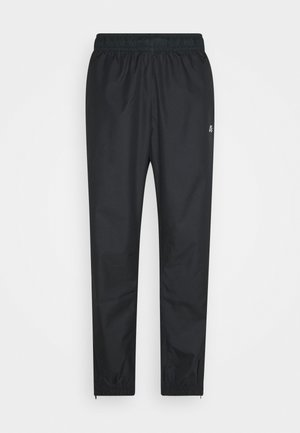 TRACK PANT UNISEX - Trainingsbroek - black/off noir