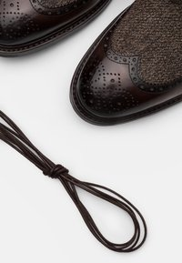 Cordwainer - Lace-up ankle boots - turin espresso - 5