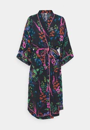 GARDENFLO LIBERTE KIMONO - Dressing gown - night sky