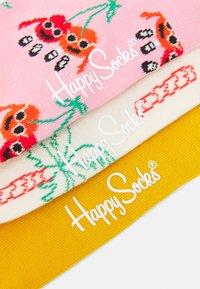 Happy Socks - CHERRY MATES 3 PACK UNISEX - Socks - multi - 2