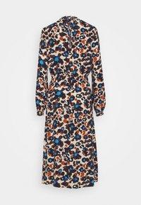 Vila - VISAG BLUME DRESS - Kjole - navy blazer - 1