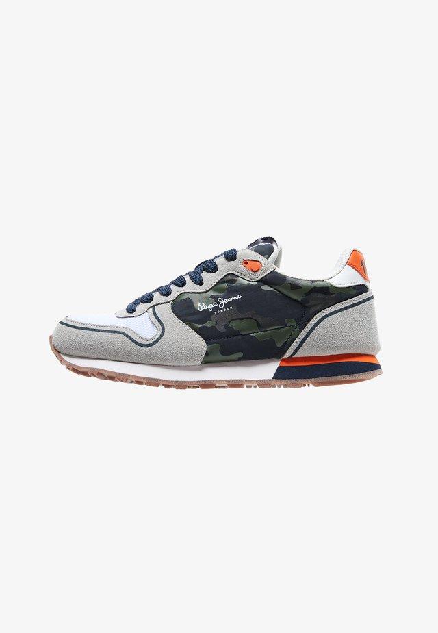 KLEIN CAMO  - Sneakers laag - light grey