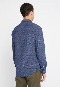 Replay - Shirt - blue/natural white - 2