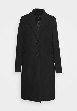 VMBLAZA LONG - Classic coat - black
