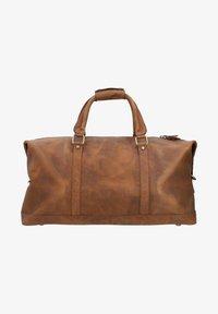 RUBEN - Weekend bag - brown