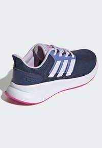 adidas Performance - RUNFALCON SHOES - Neutral running shoes - blue - 3