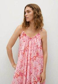 Mango - Maxi dress - rose - 1