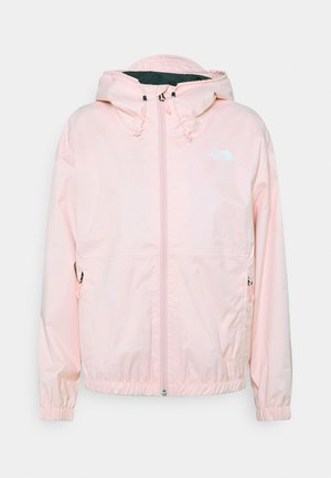 FARSIDE JACKET - Chaqueta Hard shell - evening sand pink
