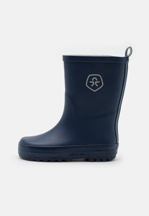 WELLIES UNISEX - Kumisaappaat - dress blues
