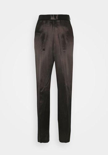 KANAN - Pantalon classique - black