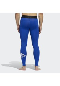 adidas Performance - ALPHASKIN 2.0 SPORT LONG TIGHTS - Leggings - blue - 1