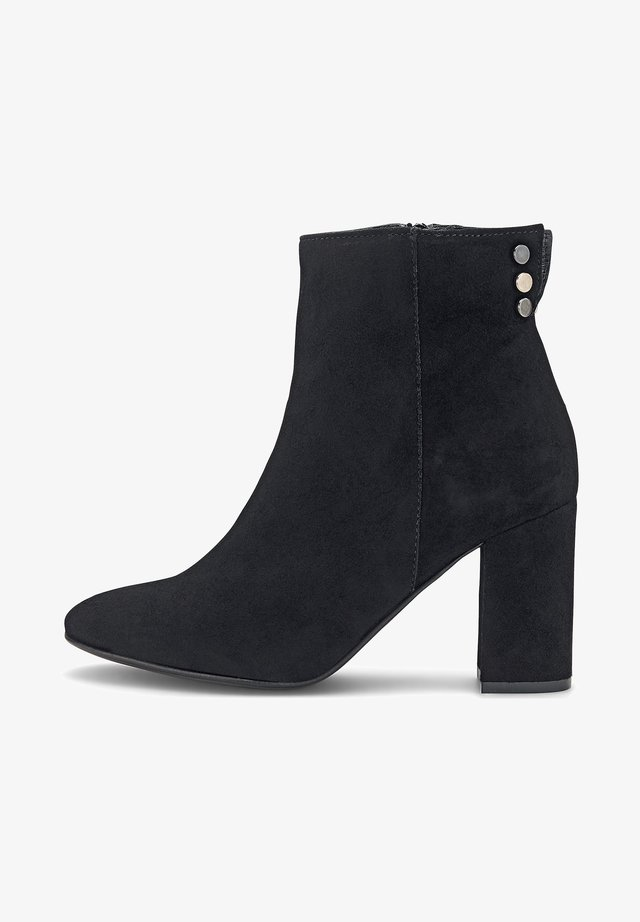 FASHION - High heeled ankle boots - schwarz