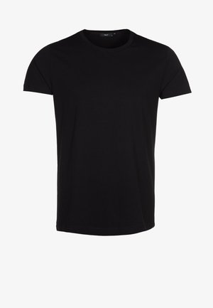 TEE - T-Shirt basic - schwarz