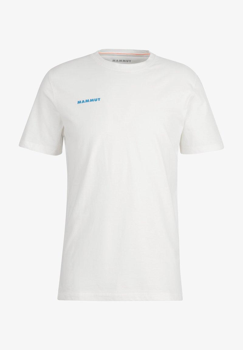 Mammut - MASSONE - Print T-shirt - bright white
