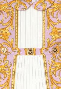 Versace - ABITO BABY - Koktejlové šaty/ šaty na párty - rosa stampa - 4