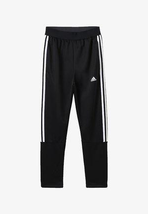 TIRO STADIUM LEAGUE AEROREADY PANTS - Jogginghose - black/white