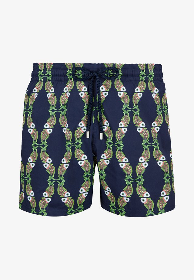 STRETCH SWEET FISHES - Swimming shorts - navy