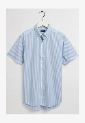 Shirt - capri blue