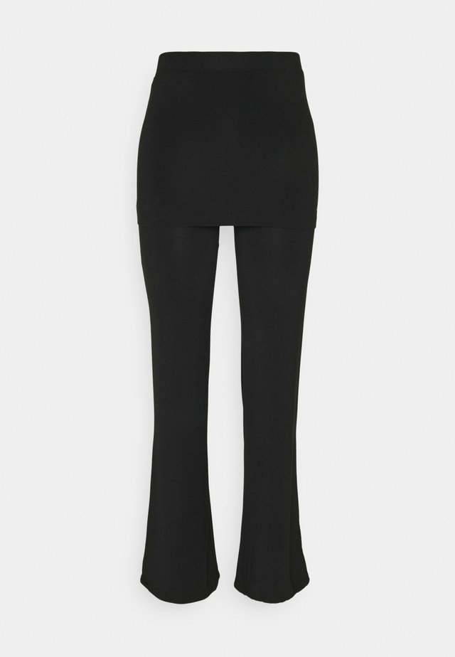 PANTS SKIRT - Trainingsbroek - black