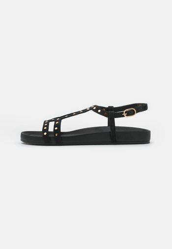 NELLY - Sandals - black