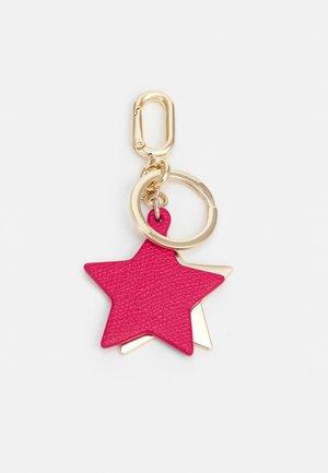 VENUS KEYRING STAR - Schlüsselanhänger - papavero