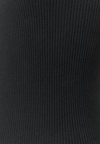 Rosemunde - ORGANIC SLIP DRESS - Top - black - 2