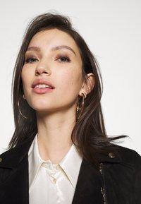 Miss Selfridge - BIKER - Summer jacket - black - 3