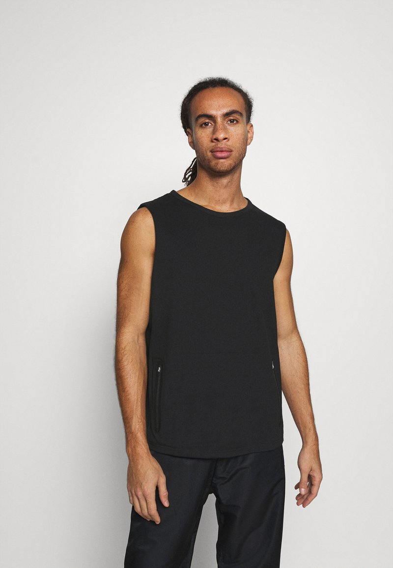 NU-IN - UTILITY - Top - black