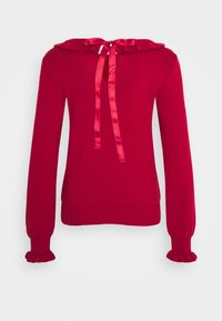 NAF NAF - MFANCY - Jumper - rouge dorient - 1