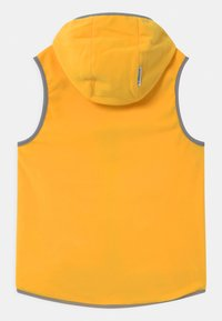 Finkid - POPPELI UNISEX - Vesta - yellow/storm - 1